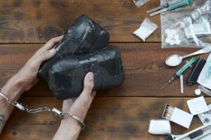 Quais as diferenças entre crime de tráfico de drogas nacional e internacional?